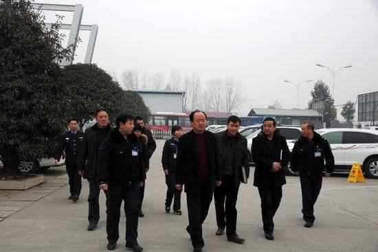 宁乡市环保局多措并举推进工业企业VOCs污染治理